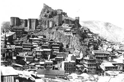 Тбилиси - от караван-сарая и до...