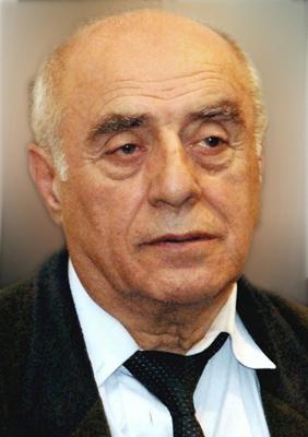 Левон Осипов – Заслуженный художник Грузии