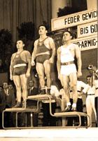 Рафаэль Чимишкян - жизнь, отданная спорту