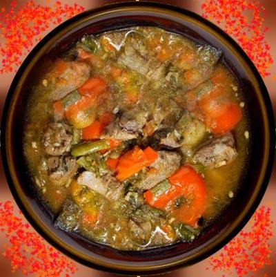 Блюдо с утонченной вкусовой и ароматической гаммой – «КЧУЧ»