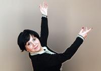 Лиана Кашаванидзе – руководитель детско-юношеского ансамбля «Ванк» (Тбилиси), хореограф и постановщик армянских народных танцев