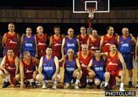 Егише Давтян – начальник департамента массового спорта и политики физического воспитания министерства спорта и молодежи РА, председатель тренерского Совета Федерации баскетбола РА