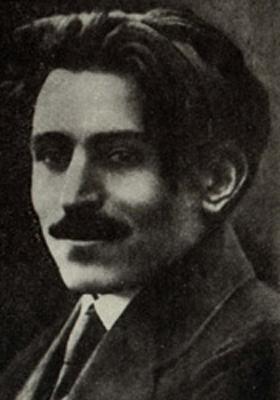 Ваан Терьян (1885-1920) – один из ведущих представителей новой армянской поэзии