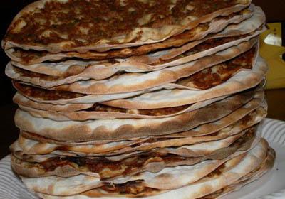 Арабский след в армянской кухне – Ламаджо