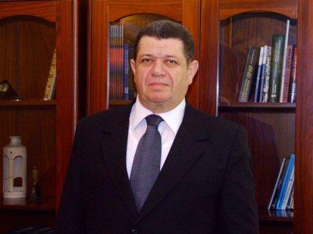 Грач Силванян - Чрезвычайный и Полномочный Посол Республики Армения в Грузии