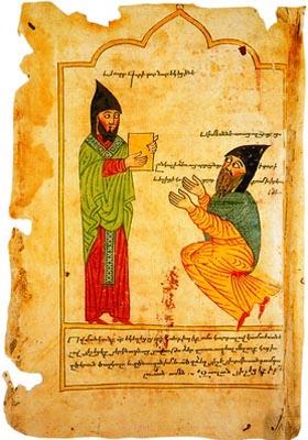Истоки армянской литературы и ее развитие, начиная с IV по XX века
