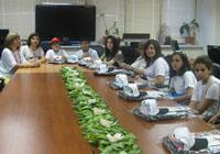 """Программа посещения Армении молодежью Диаспоры """"Ари тун"""" в 2010 году"""