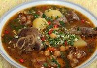 Мясное блюдо армянской кухни – Бозбаш