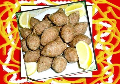 Кюфта – гордость армянской кухни.