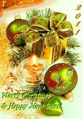 На нашем новогоднем столе...традиции и рецепты