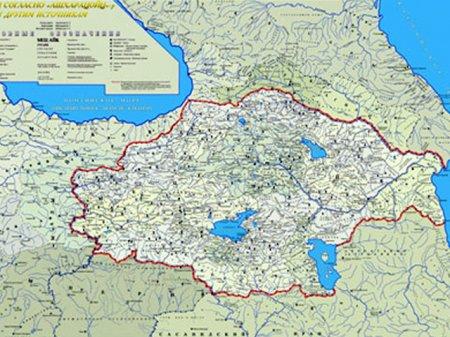 «Ашхарацуйц» – памятник географии и картографии древней Армении, продолжающая традиции античной географии.