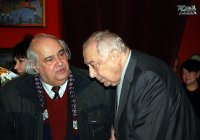 Александр Пирадов - знаток живописи и коллекционер тбилисской художественной школы живописи