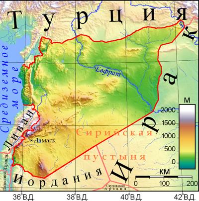 Армянские общины древнего Димашк-аш-Шама, Халеб-эс-Шабба и других городов Сирии