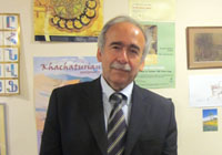 Гагик Степан-Саркисян, доктор биохимии, заместитель директора и управляющий делами Армянского института в Лондоне (Великобритания)