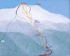 Цахкадзор – популярный природно-климатический и горнолыжный курорт