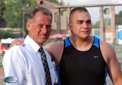 Гордость армянского спорта