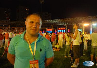 Давид Погосян – чемпион мира, двукратный чемпион Европы...
