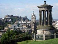 Городские пейзажи Шотландии. Репортаж первый - Эдинбург