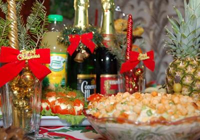 К Вашему новогоднему столу