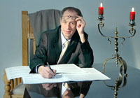 Вилли Вайнер, заслуженный деятель искусств Республики Армения, композитор