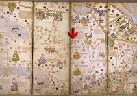 Загадка армянского монастыря со средневековой карты мира