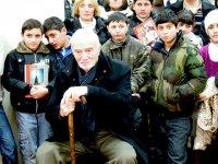 День дарения книги и фестиваль Арисы в Тбилиси