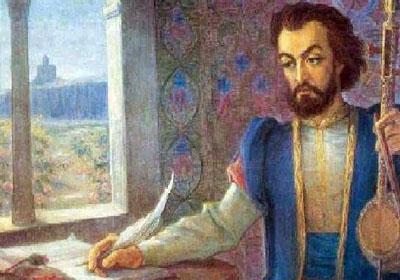 "Саят-Нова – ""царь песнопений"""