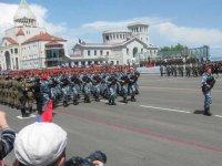 9 Мая в Арцахе отметили тройной праздник...