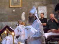 Коптская литургия в армянском храме Тбилиси
