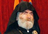 Архиепископ Паргев, Предводитель Арцахской (Нагорно-Карабахской) епархии Армянской Апостольской Церкви