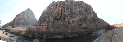 Пещеры, пещерные города и уникальные находки древней Армении