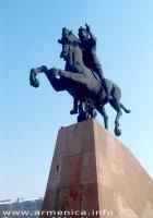 Ерванд Кочар  – армянский скульптор и художник
