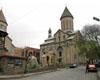 Только голые факты вокруг церкви Норашен в Тбилиси