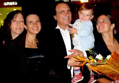 Семья музыкантов Мейрабовых, лауреатов международных конкурсов, участников различных фестивалей