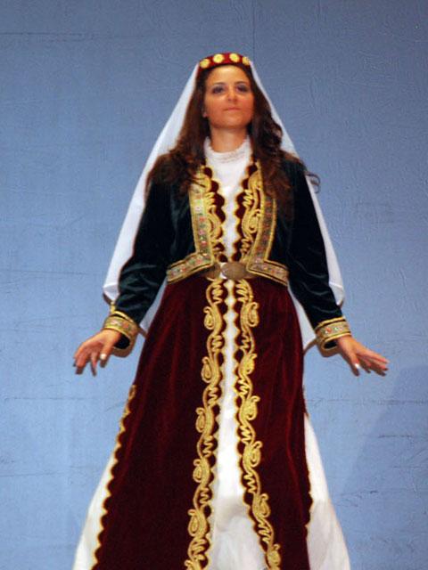 армяне национальный костюм картинки
