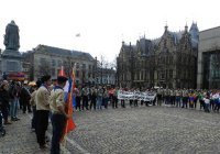 Армяне мира протестуют
