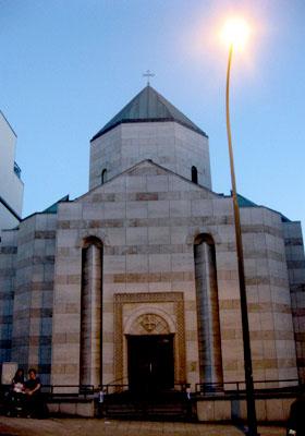 Армяне в Бельгии - вчера и сегодня