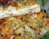 Рецепт от Динароы Есайбекян - пирог сырный из лаваша