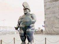 Памятники Еревана