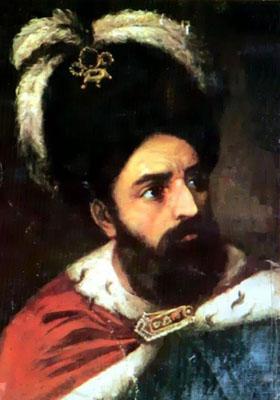 ДЖОН III ГРОЗНЫЙ (СМЕЛЫЙ) воевода Молдавского княжества в XVI веке