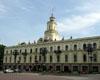 Главные часы города Тбилиси