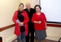 Марина Киракосян-Мосесова – поэт и переводчик, лауреат многих региональных литературных конкурсов...