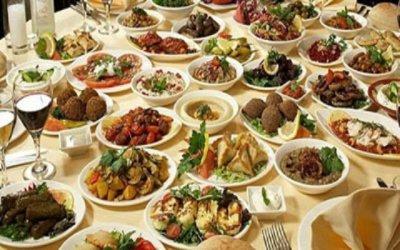 Плав по-армянски, сациви по-грузински и Как украсить новогодний стол