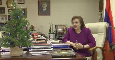 Поздравительное обращение министра Диаспоры РА