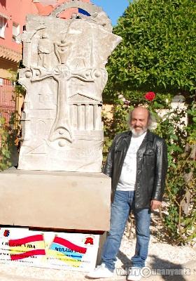 Дживан Мирзоян – скульптор и живописец из Мислаты – пригорода Валенсии (Испания)